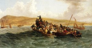 The arrival of the 1820 Settlers